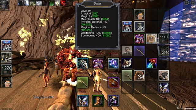 Witches, Heroes and Magic screenshot