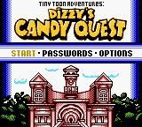 Tiny Toon Adventures: Dizzy's Candy Quest screenshot