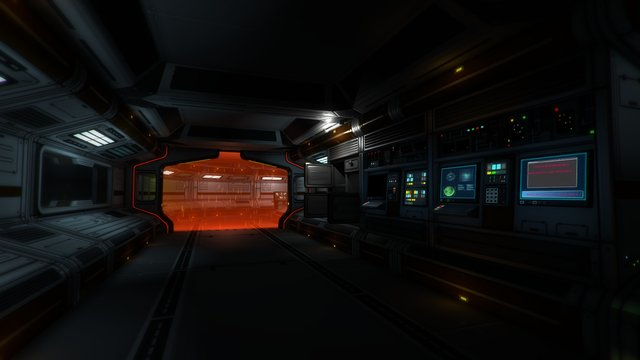 Lemuria: Lost in Space - VR Edition screenshot