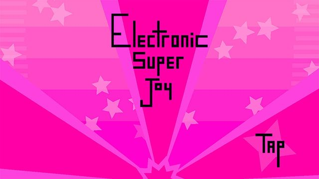 Electronic Super Joy screenshot