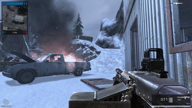 Breach screenshot