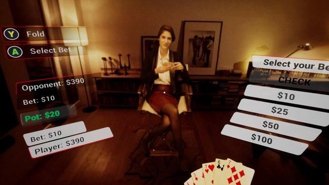 Poker Show VR screenshot