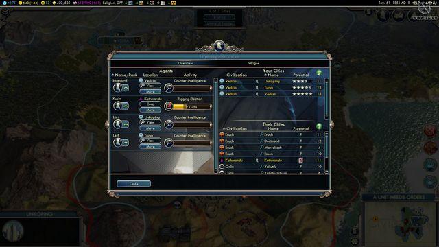 Sid Meier's Civilization 5: Боги и короли screenshot
