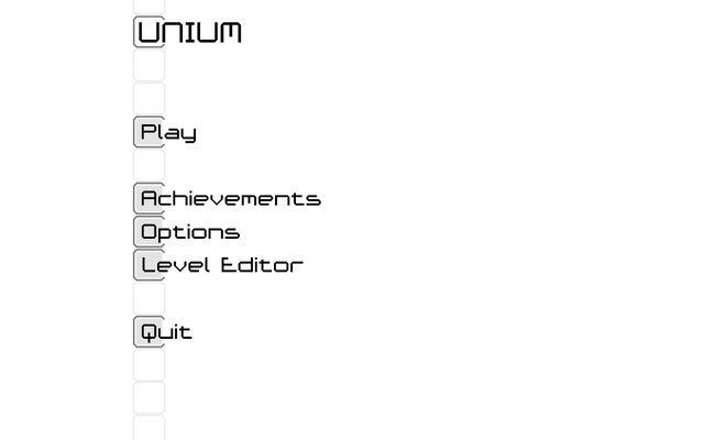 Unium screenshot