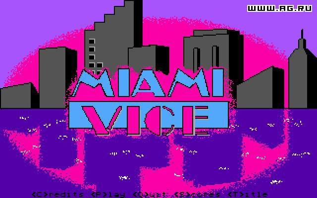 Miami Vice (1989) screenshot