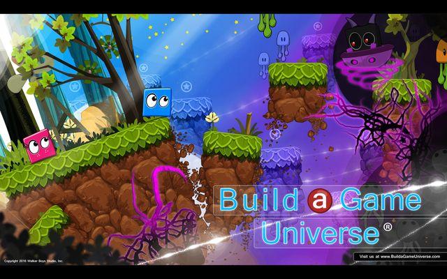 Build a Game Universe screenshot