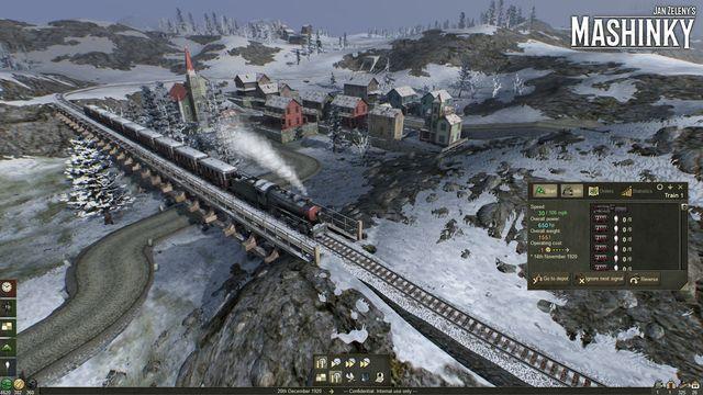 Mashinky screenshot
