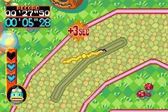 Kuru Kuru Kururin (2001) screenshot