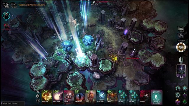 Chaos Reborn screenshot