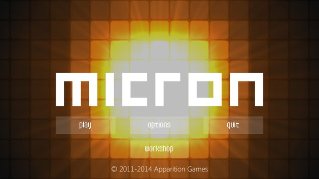 Micron screenshot