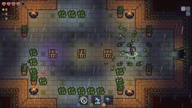 A Wizard's Lizard: Soul Thief screenshot