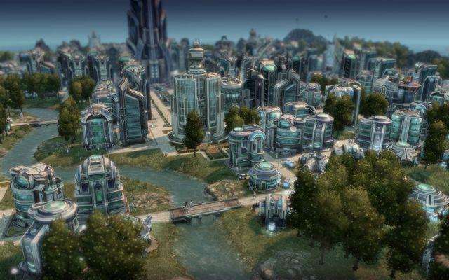 Anno 2070: Deep Ocean screenshot
