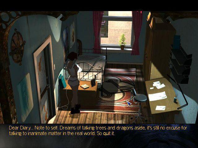 Бесконечное путешествие screenshot