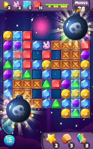 Jewels Frenzy screenshot
