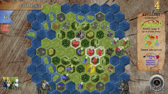 Retaliation: Enemy Mine screenshot