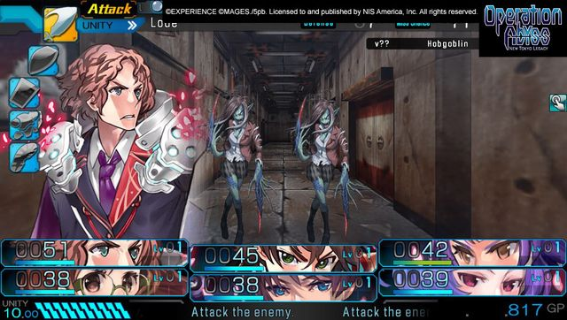 Operation Abyss: New Tokyo Legacy screenshot