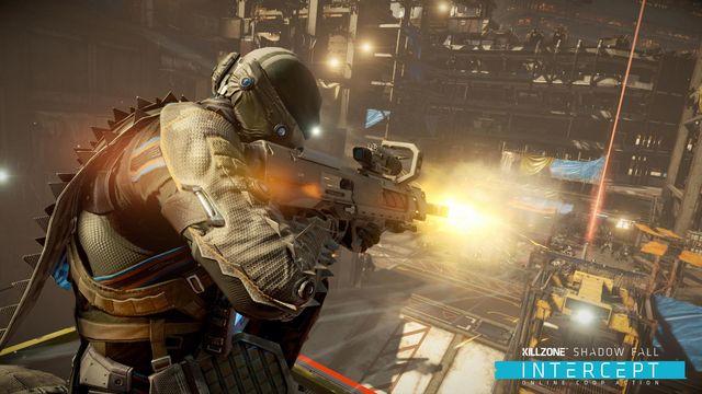Killzone Shadow Fall Intercept screenshot