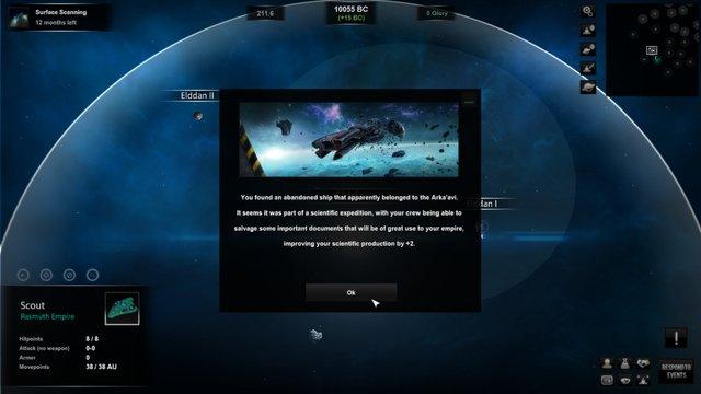Lords of the Black Sun screenshot