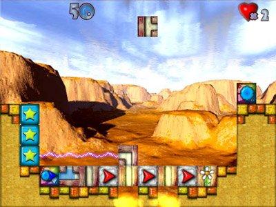 Plummit screenshot