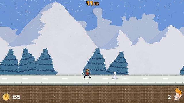 RoadRunner screenshot