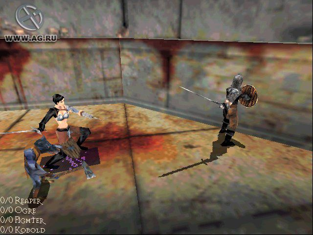Die by the Sword screenshot