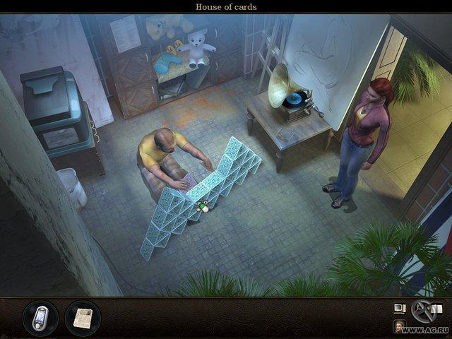 The Secret Files: Tunguska screenshot