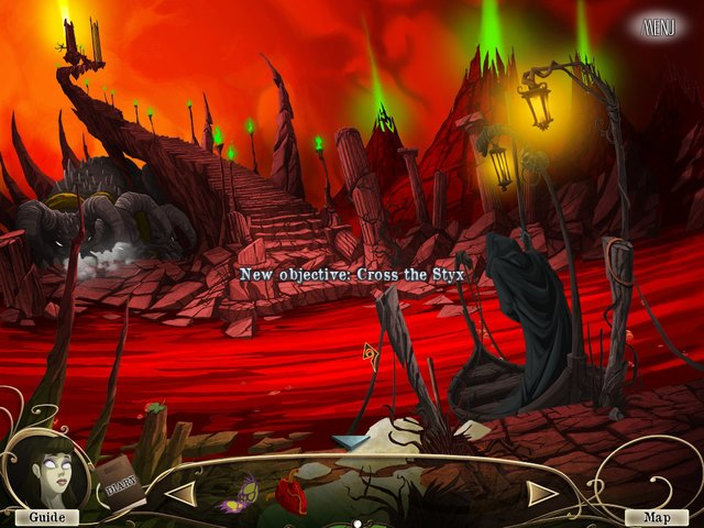 Age of Enigma: The Secret of the Sixth Ghost screenshot