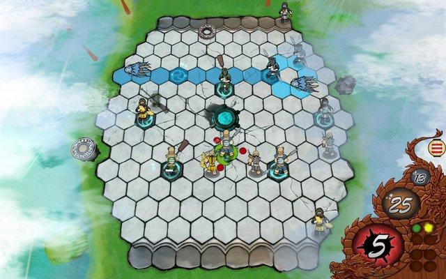 Ortus Arena screenshot