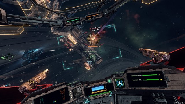 GoD Factory: Wingmen screenshot