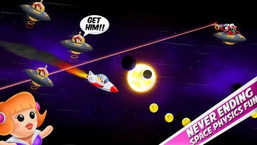 Space Chicks screenshot