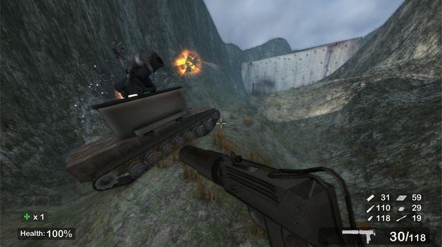 Fallen Times screenshot