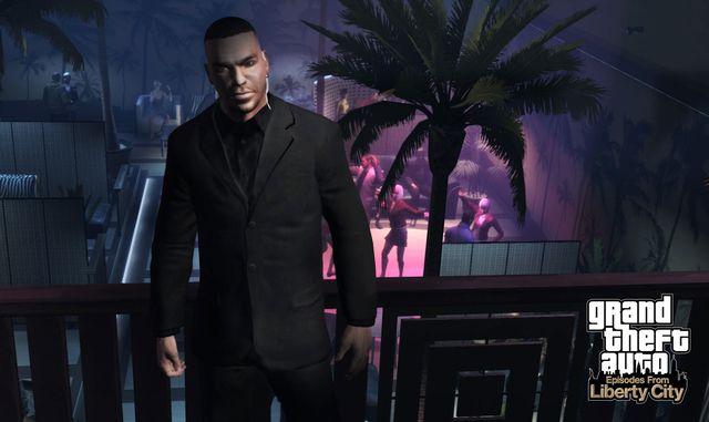 Grand Theft Auto IV: The Ballad of Gay Tony screenshot