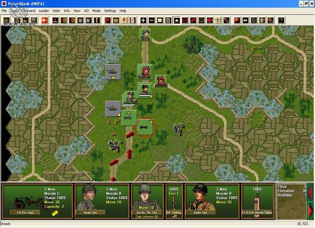 Squad Battles: Korean War screenshot
