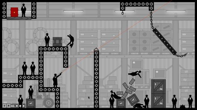 Ricochet Kills: Noir screenshot