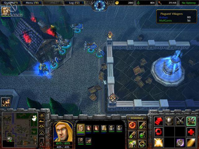 Warcraft 3: Reign of Chaos screenshot