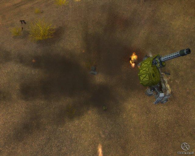 Ex Machina: Arcade screenshot
