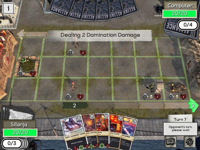 March of War: FaceOff - M screenshot
