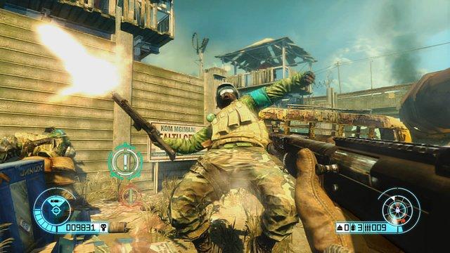 Bodycount (2011) screenshot
