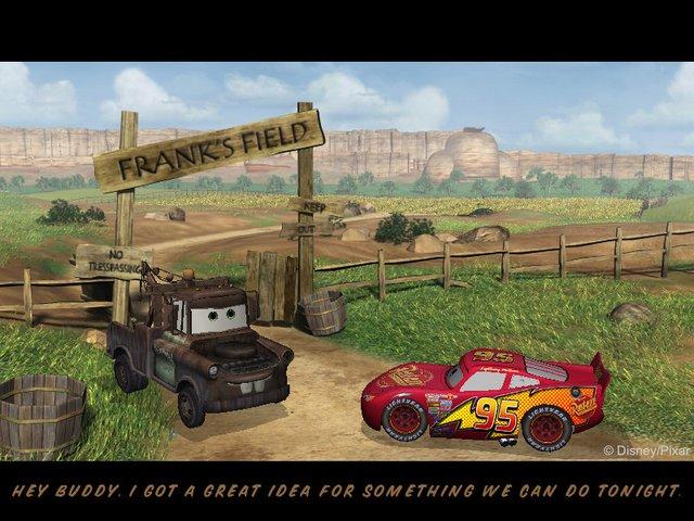 Disney•Pixar Cars: Radiator Springs Adventures screenshot