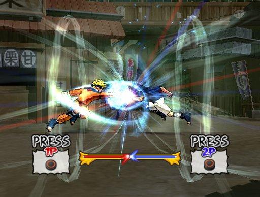 Naruto: Ultimate Ninja 3 screenshot
