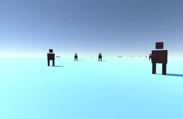 Chrono Blaster screenshot