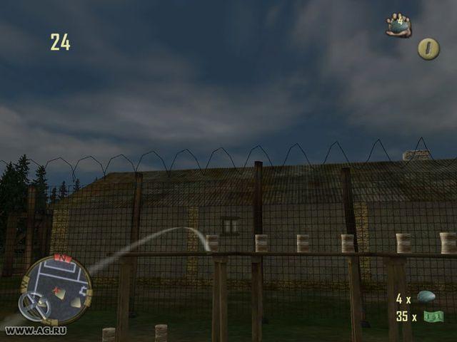 Prisoner of War screenshot