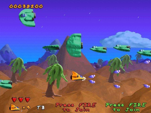 Платипус 2: Пластилиновая война screenshot