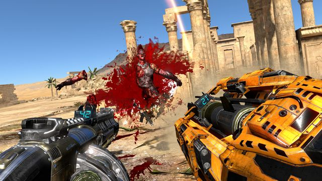 Serious Sam 3 VR: BFE screenshot