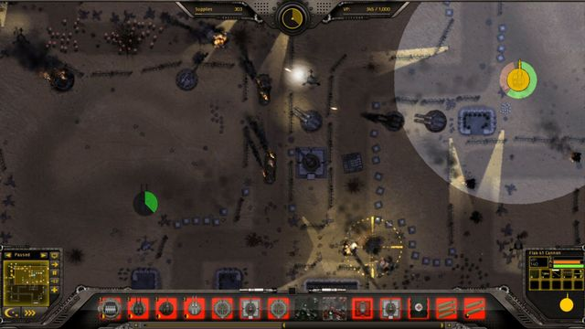 Gratuitous Tank Battles screenshot