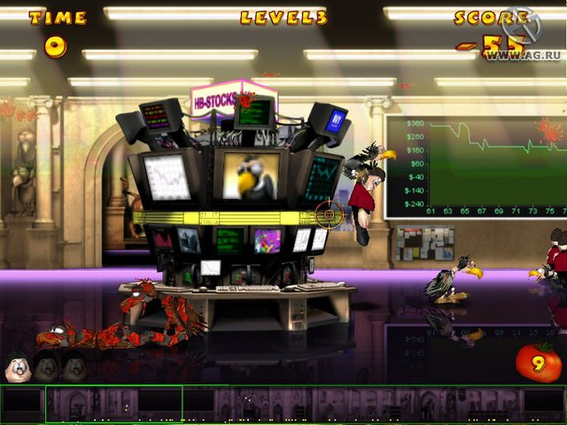 Harry Buster screenshot