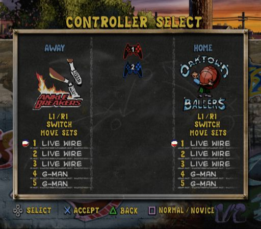 Street Hoops screenshot