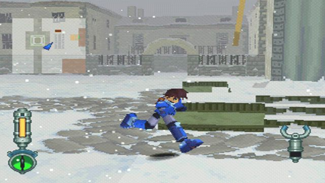 Mega Man Legends 2 screenshot