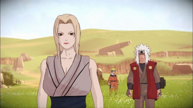 Naruto The Broken Bond screenshot