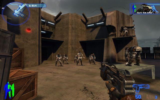 Bet On Soldier screenshot